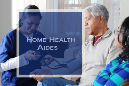one of the most valued services to our consumers has been our home health aides and personal care aides to know that your family member has a trained and